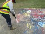 graffiti-removal